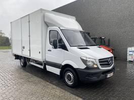 gesloten bestelwagen Mercedes-Benz SPRINTER 313 CDI 2016