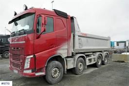kipper vrachtwagen > 7.5 t Volvo FH 540 8x4 tipper truck 2016