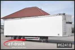 walking floor oplegger Knapen Trailers K200, Mega Jumbo 100m³ 7.330 Kg. 2015