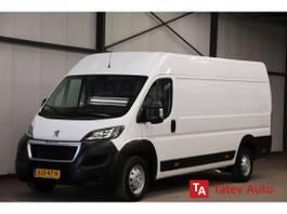 gesloten bestelwagen Peugeot Boxer L4H2 MAXI 130PK EURO 6 AIRCO CRUISE CONTROL 2018