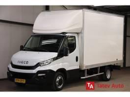 gesloten bestelwagen Iveco Daily 35 C16 160PK BAKWAGEN MEUBELBAK AIRCO CRUISE CONTROL 2017