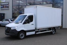 gesloten bestelwagen Mercedes-Benz Sprinter 314 CDI Airco, Gesloten laadbak, Meubelbak 2020