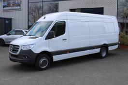 gesloten bestelwagen Mercedes-Benz Sprinter 519 CDI L4H2 EURO VI-D Airco, Cruise controle 2021