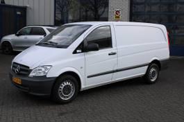gesloten bestelwagen Mercedes-Benz Vito 113 CDI 320 Lang Achterdeuren, Airco, Cruise controle 2011