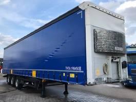 schuifzeil oplegger Schmitz Cargobull SCB'S3T Huckapack , paperliner , joloda, diskbrakes , toolbox front ,2.70 high 2014