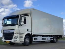 bakwagen vrachtwagen DAF CF 310 .  EURO6. 03-2016.  Als in Nieuwstaat!! 2016