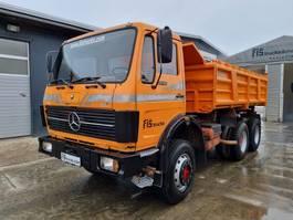 kipper vrachtwagen > 7.5 t Mercedes-Benz 2626 K 6x4 meiller tipper 1980