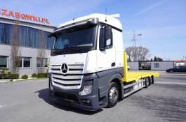 takelwagen-bergingswagen-vrachtwagen Mercedes-Benz Actros 2542 , E6 , 6x2 , NEW BODY 8,3m , Winch ,remote control , 2017