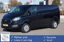 gesloten bestelwagen Ford Transit Custom 300L 170PK Limited Camera, Navi, Cruise, Trekhaak, BLIS, 2x Schuifdeur!!... 2021