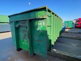 open top zeecontainer Vernooy Gebruikte 25m3 Afzetcontainer 8410