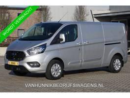 gesloten bestelwagen Ford Transit Custom 300L 170PK Limited Aut Camera, Navi, Cruise, Trekhaak, BLIS, 2x Schuifde... 2021