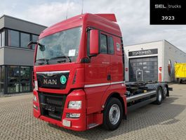wissellaadbaksysteem vrachtwagen MAN TGX 26.480 6x2-2 LL / Intarder / Liftachse