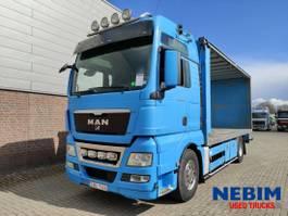 veewagen vrachtwagen MAN TGX 19.440 Poultry Transport 2009