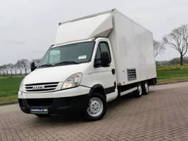 overige bedrijfswagens Iveco Daily 35 S 14 be combi gesloten 2011