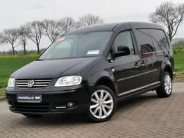 gesloten bestelwagen Volkswagen Caddy 1.9 maxi airco 102pk 2009