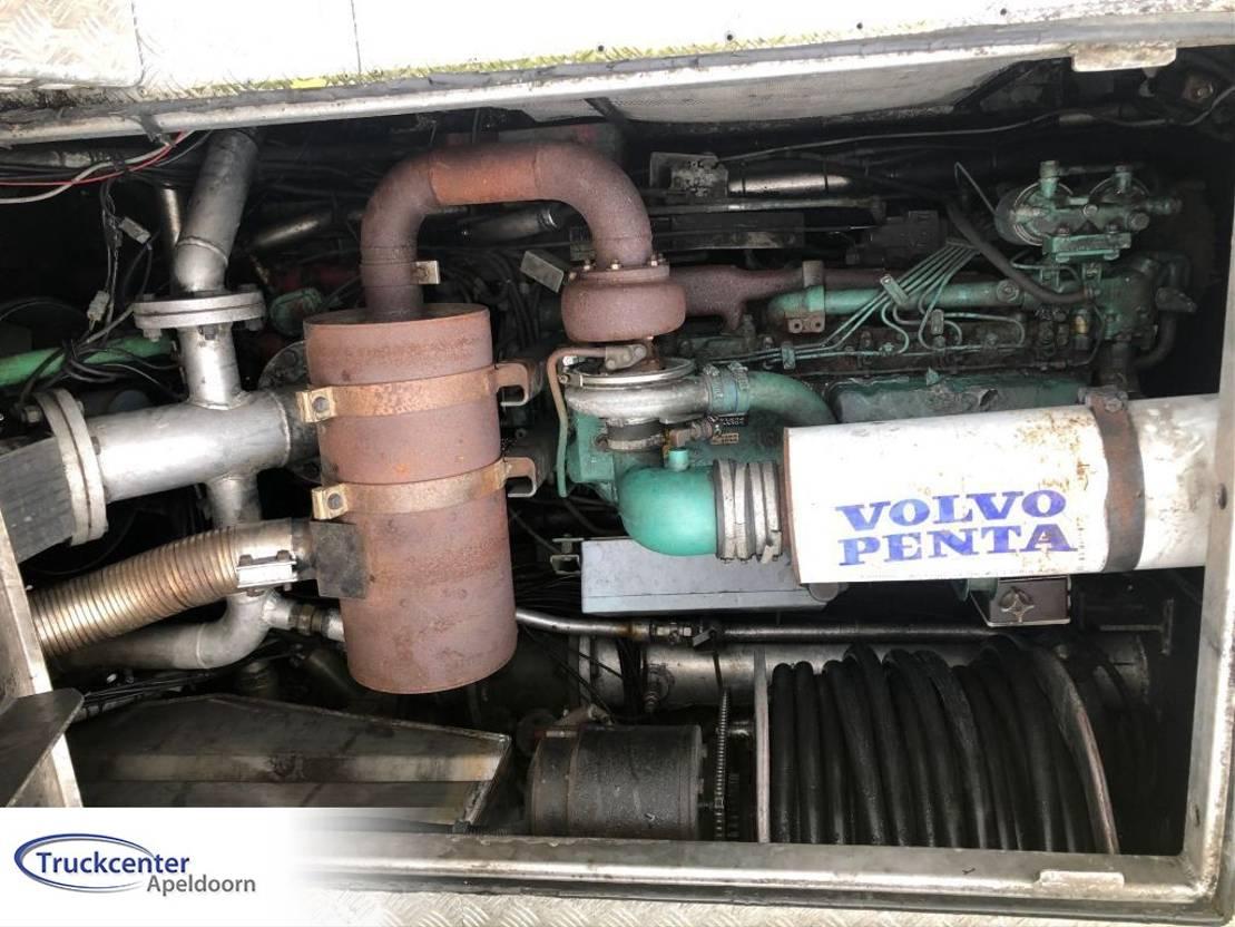 brandweerwagen vrachtwagen Volvo F12 6x6 Steel springs, 2 Engines, Truckcenter Apeldoorn 1993