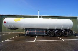 tankoplegger LAG 3 AXLE FUEL TANK 47.800 LTR 2010