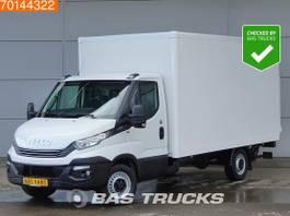 gesloten bestelwagen Iveco Daily 35 S14 Automaat Bakwagen Laadklep Airco Meubelbak A/C 2018