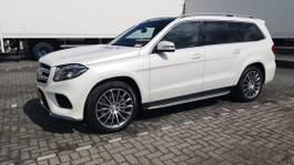 mpv auto Mercedes-Benz GLS-klasse GLS350 CDI AMG-line 2017