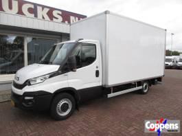 gesloten bestelwagen Iveco Daily 35 S 14 Bakwagen met laadklep Euro 6 Automaat 2018