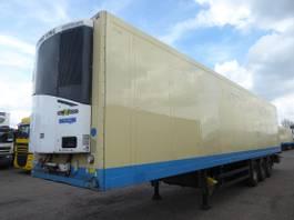 koel-vries oplegger Schmitz Cargobull Thermo king SLX 200, Trennwand, Doppelstock, 2010