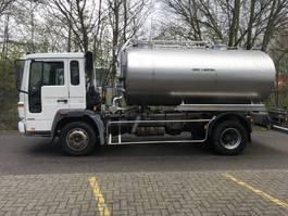 tankwagen vrachtwagen Volvo FL615 magyar tankopbouw 10.000 liter geisoleerd 2 comp. met pomp 1998