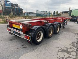 container chassis oplegger Schmitz Cargobull Containerchassis 30FT - 2000- BPW Axles - AIR SUSPENSION 2000