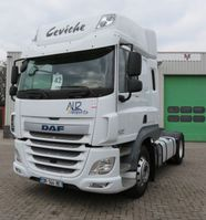 standaard trekker DAF CF 460 EURO 6  (461923 km)  + Retarder + PTO (French original truck) 2015