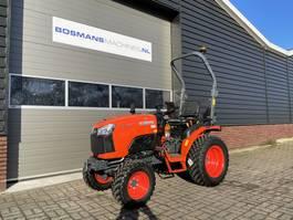 standaard tractor landbouw Kubota B2261 HST 26 PK minitractor NIEUW 2021