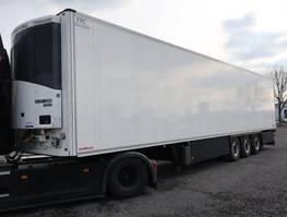 koel-vries oplegger Schmitz Cargobull SKO 24 Doppelstock P-Kasten Thermo King SLX 300 2014