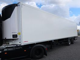 koel-vries oplegger Schmitz Cargobull SKO 20 TK-Koffer LBW zwangsgelenkt Vector HE19 neu 2021