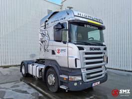 standaard trekker Scania R470 manual 2004