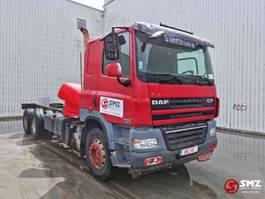chassis cabine vrachtwagen DAF CF 460 85 lames manual 2008