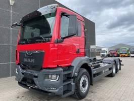 chassis cabine vrachtwagen MAN TGS 26.360 6x4H-2 BL 2021