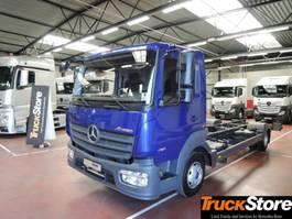 chassis cabine bedrijfswagen Mercedes-Benz Atego 818 L 2015