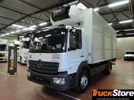 koelwagen vrachtwagen Mercedes-Benz Atego 1527 L 2017