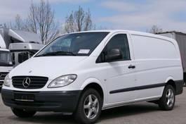 gesloten bestelwagen Mercedes-Benz Vito Kasten 111 CDI lang AHK Schalter Alufelgen 2007