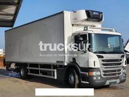 koelwagen vrachtwagen Scania P320 2013