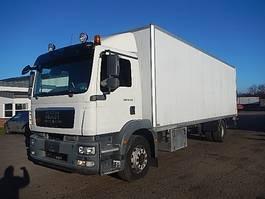 bakwagen vrachtwagen MAN TGM 18.250 Box 2010