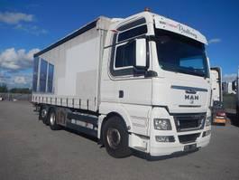 huifzeil vrachtwagen MAN TGX 26.440 2011