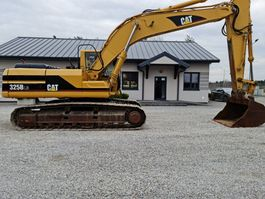 rupsgraafmachine Caterpillar 325BLN 2001