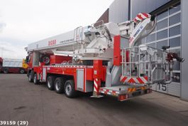 brandweerwagen vrachtwagen Mercedes-Benz Actros 5548 88 meter Platform fire fighting vehicle unused 2020