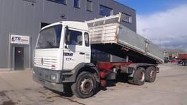 kipper vrachtwagen > 7.5 t Renault G 300 Manager (6 CULASSE / POMPE MANUELLE / 6X2) 1995