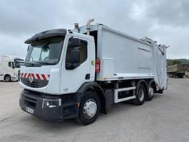 vuilniswagen vrachtwagen Renault Premium 2012