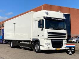 koelwagen vrachtwagen DAF XF 105 SSC / FLOWER COMBI / RACE / H TRS ICELAND! / MULDER 2009