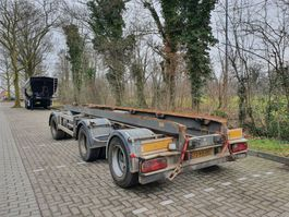 container chassis aanhanger ATM CARL 30  -  LIFT AS 2008