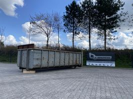 puin container VDL NCH 6mtr met kiepklep