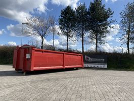 puin container Overige Zandkipper containerbak Kabelsysteem 7mtr