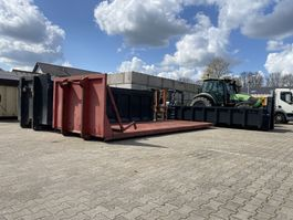 overige containers VDL Haakarm Kabelsysyteem Flatbed 6.5mtr