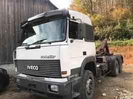 containersysteem vrachtwagen Iveco Turbostar 190.36 260.36 1990
